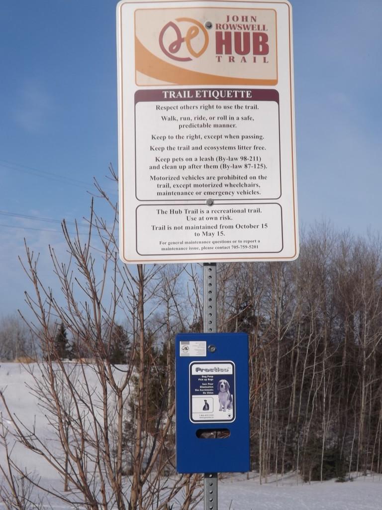 Hub Trail