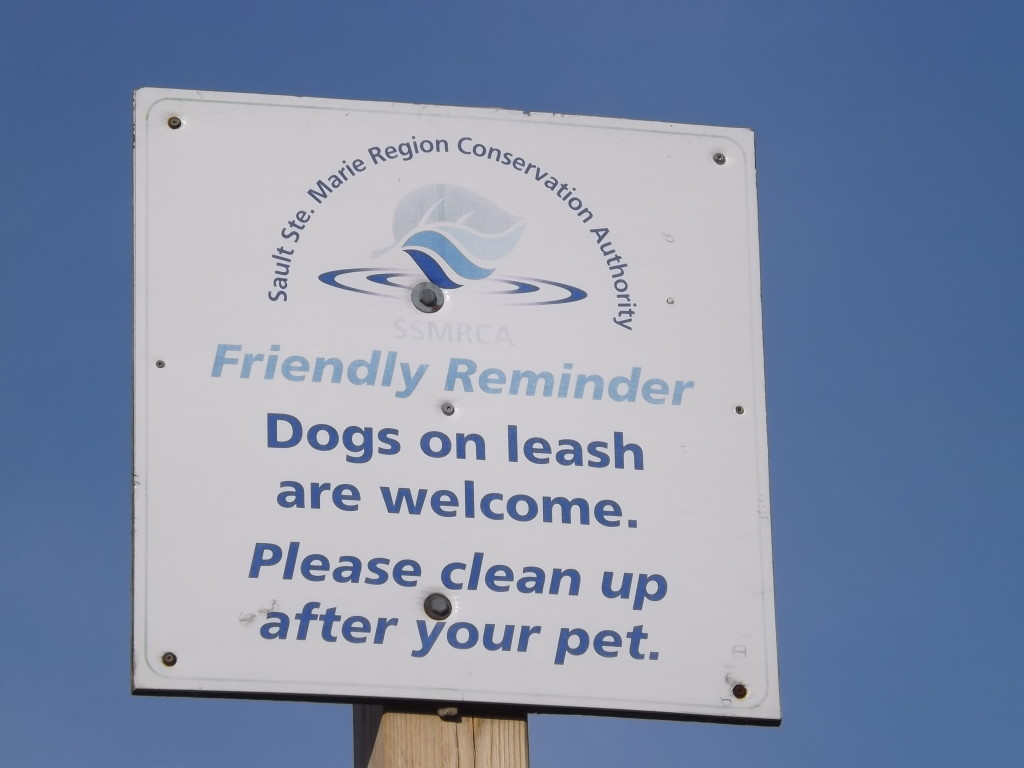 conservation authority sign 2