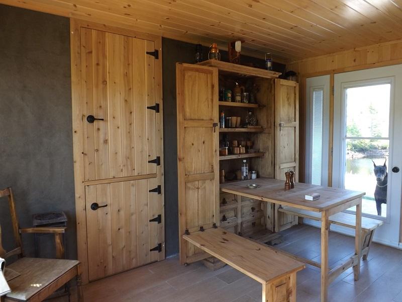 Cowboy kitchen