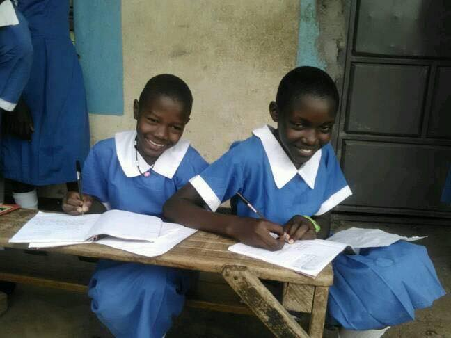 County Girls Caucus- a leadership and life skills program in Kenya. Photo courtesy of Holly Wicket.