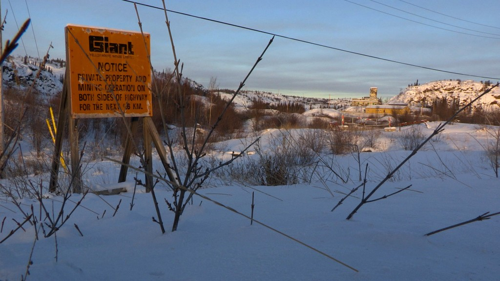 The Giant Mine