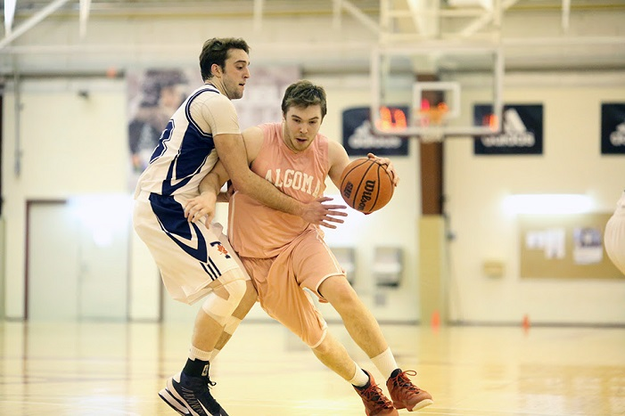 Brett Zufelt in the Thunderbirds' Shoot for the Cure event. Photo credit: Kenneth Armstrong.