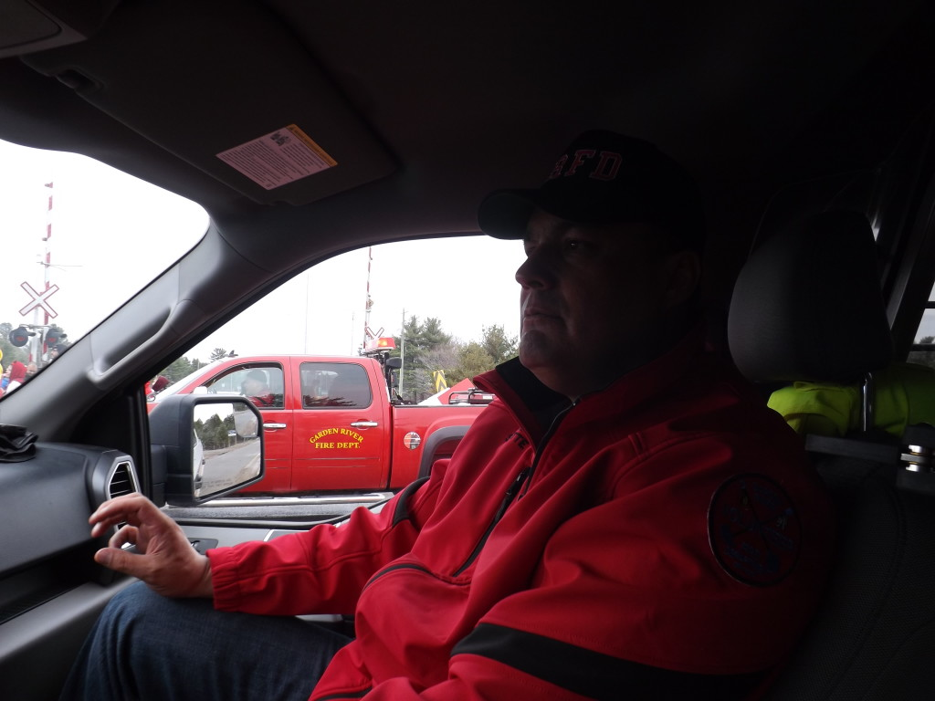 Chief Paul Syrette, Garden River First Nation