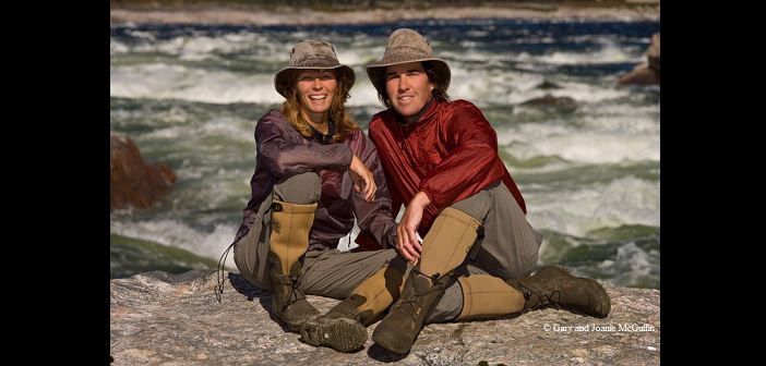 Local and Renowned Explorers Named Champions of Canada's Great Trail