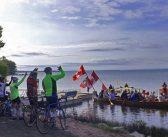 Where Land Meets Water: Great Lakes Waterfront Trail and Lake Superior Water Trail Unite